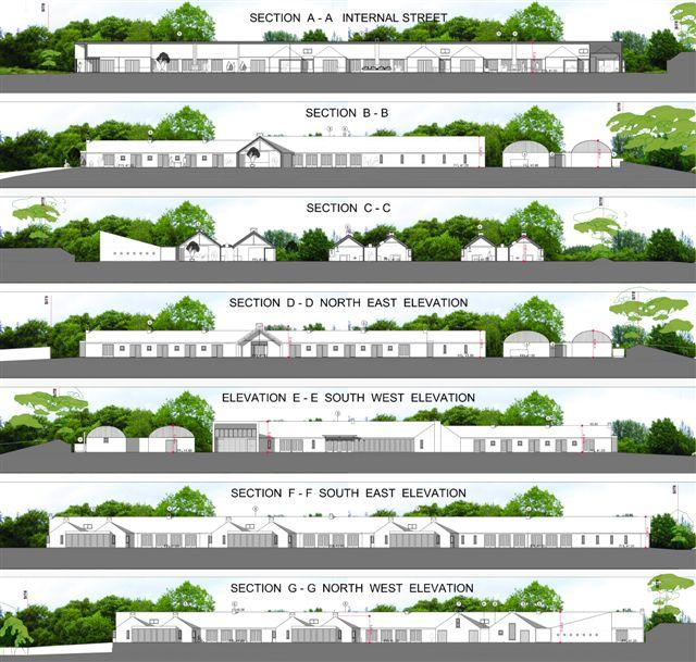 122 Nursinghome 3 Building Plans For Nursing Home Home Design And Style On Requirements Nursing Home Design
